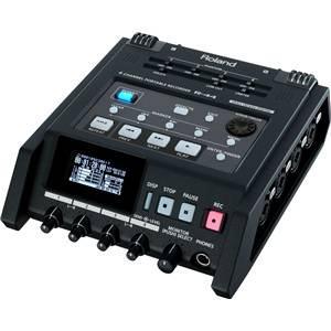Roland R-44E Portable Field Recorder