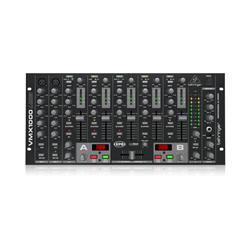 Behringer VMX1000USB Pro DJ Mixer 7-Channel R-M.Bpm