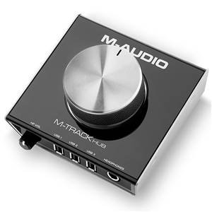 M-Audio M-Track Hub Audio Interface