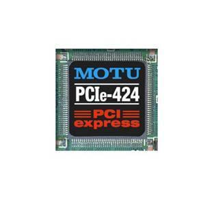 MOTU PCIe 424 Card
