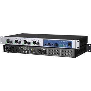 RME Fireface 802 FireWire Interface