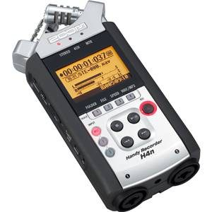 Zoom H4nSP Recorder + Free Power Supply