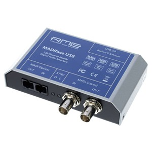 RME MADIface USB Digital Audio Interface