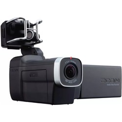Zoom Q8 Video Audio Recorder