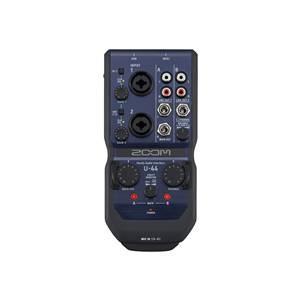 Zoom U-44 USB Audio Interface