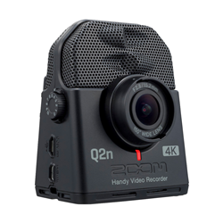 Zoom Q2n4k Video Recorder