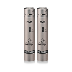 Behringer C-2 Matched Pair Condenser Microphones