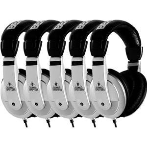 Behringer HPM1000 Headphones 5-Pack