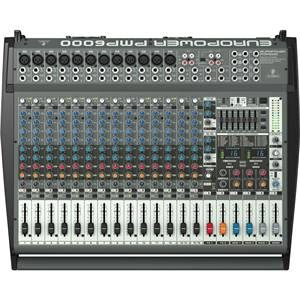 Behringer Europower PMP6000 Mixer