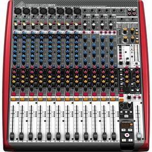 Behringer XENYX UFX1604 Firewire Mixer Interface