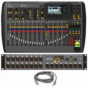 Behringer X32 + S16 Package
