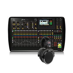 Behringer X32 + M1000 Headphones