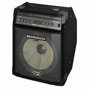 Behringer Ultrabass BXL1800A Bass Amp
