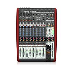 Behringer UFX1204 8-Channel Mixer