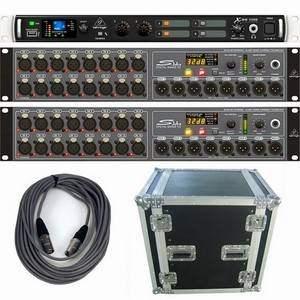 Behringer X32 Core +2xS16 +Case