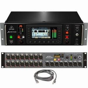 Behringer X32-Rack + S16 Package