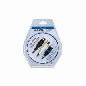Alesis Audiolink USB-MIDI Cable