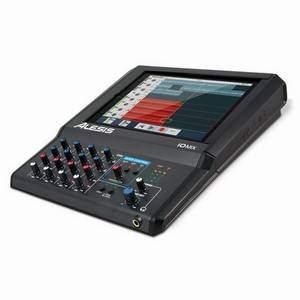 Alesis iO Mix 4-Channel iPad Recorder