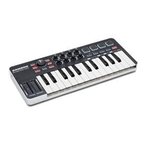 Samson Graphite M25 Mini MIDI Controller