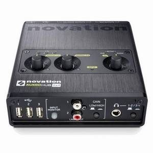 Novation Audiohub 2x4 USB Audio Interface