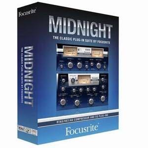 Focusrite Midnight - The Classic Plugin Suite