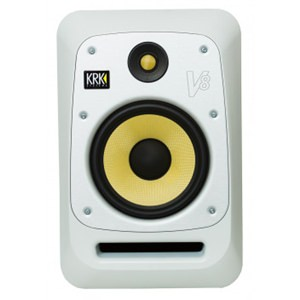 KRK V8 S4 White Noise Studio Monitor