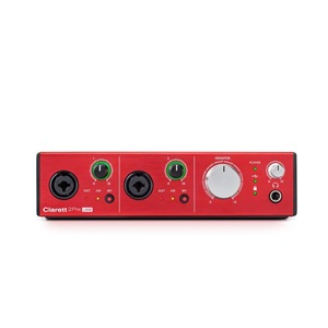 Focusrite Clarett 2Pre USB Interface