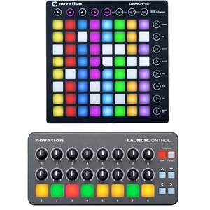 Novation Launchpad MkII + Launch Control