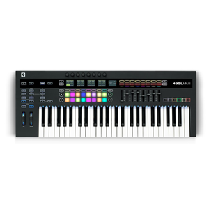 Novation 49SL MKIII CV-Equipped Controller Keyboard