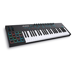 Alesis VI49 USB MIDIPad/Keyboard Controller