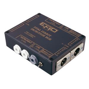 EMO E525 Dual Passive DI Box