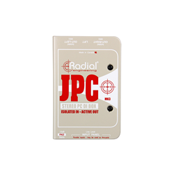 Radial JPC Sound Card DI Box