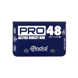 Radial PRO48 Active DI Box
