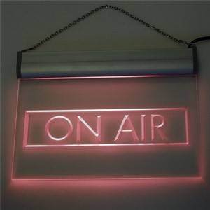 On Air Sign - Red