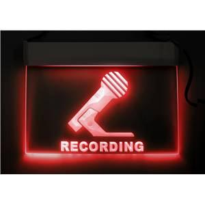 Recording Studio Sign Light