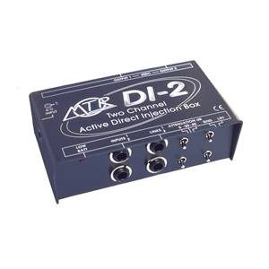 MTR Di-2 Active Di Box 2 Channel