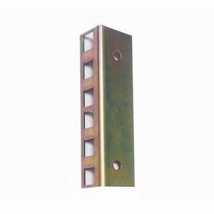 Steel Rack Strip 2U (3.5'' / 89mm)