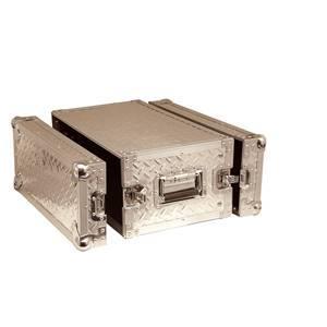 Rack Case Short 6U Aluminium