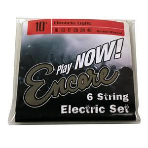 Guitar Strings Electric Lt10S Light Gauge