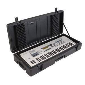 SKB R4215W Roto Keyboard Case