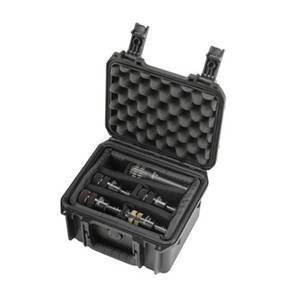 SKB MIL-Standard Mic Carry Case For 6 Mics