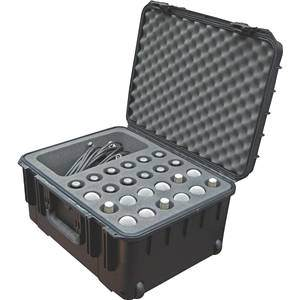 SKB MC24 Mic Case Waterproof For 24 Mics
