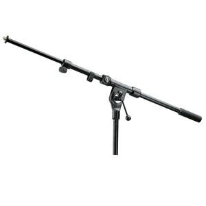 K&M 21110 Telescopic Boom Arm Black
