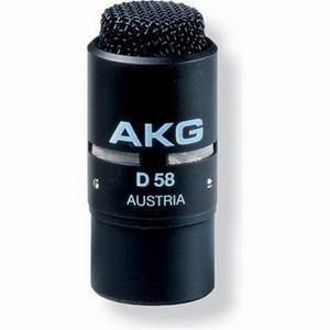 AKG D58E Black