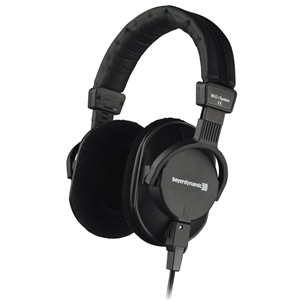 Beyerdynamic DT 250 Studio Headphones (80 Ohms)