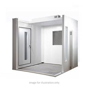 Esmono 80mm 1.2m x 1.2m x 2m Vocal Booth