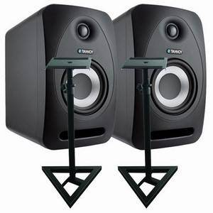 Tannoy Reveal 402 Pair + Monitor Stands