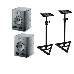 Focal Alpha 65 Bundle inc Stands
