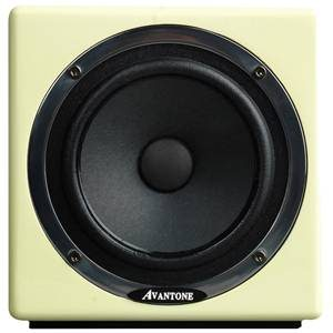 Avantone MixCube Active Studio Monitor Cream single