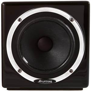 Avantone MixCube Active Studio Monitor Black single